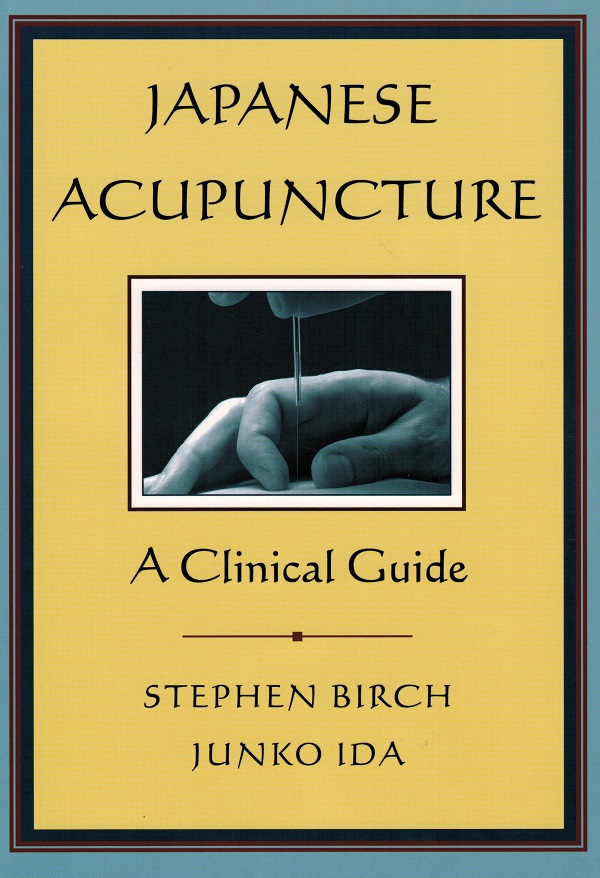 Image result for Japanese Acupuncture a clinical guide